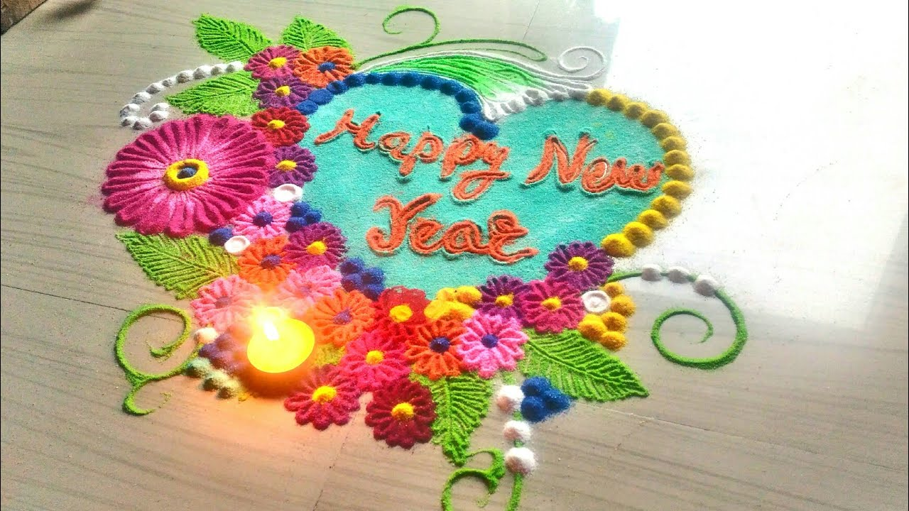 Happy New Year Jhoti Image 28