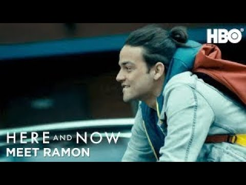 Meet Ramon (Daniel Zovatto) | Here And Now | HBO streaming vf