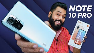 Redmi Note 10 Pro Retail Unit Unboxing ⚡ Better Than Redmi Note 10 Pro Max!!