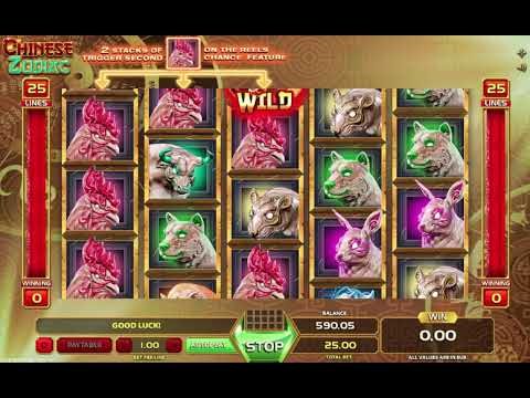 Jungle chinese zodiac gameart casino slots fish villa