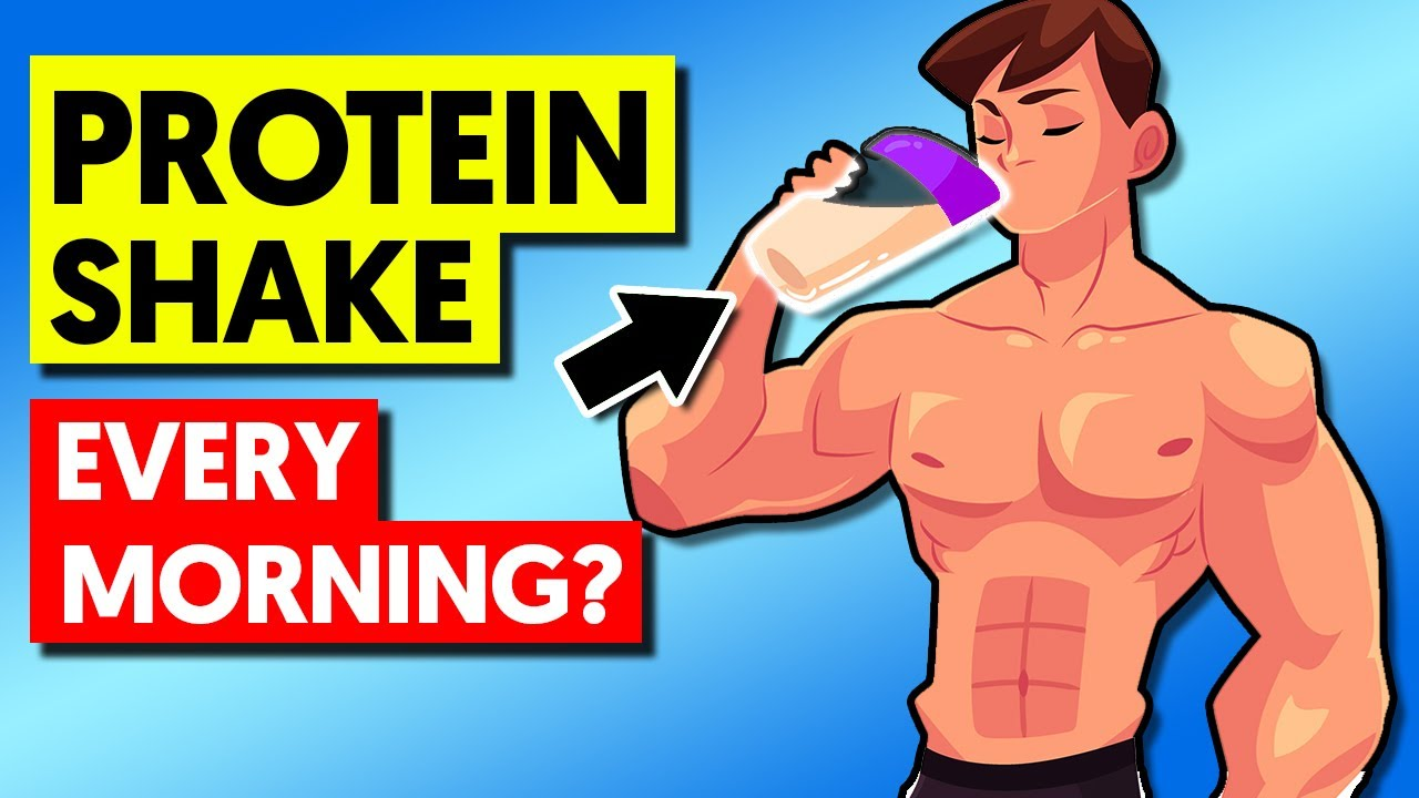 Drink a Protein Shake Every Morning and This Happens