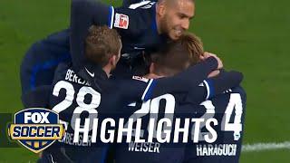 Ibisevic breaks Hertha Berlin deadlock against FC Koln | 2015–16 Bundesliga Highlights
