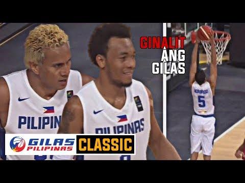 GILAS CLASSIC: Gilas Pilipinas vs Lebanon / HINDI NIRESPETO NG COACH NG LEBANON ANG GILAS!