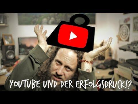 Talk: YouTube und der Erfolgsdruck!?