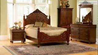 Isabella Platform Bedroom Collection From Coaster Furniture