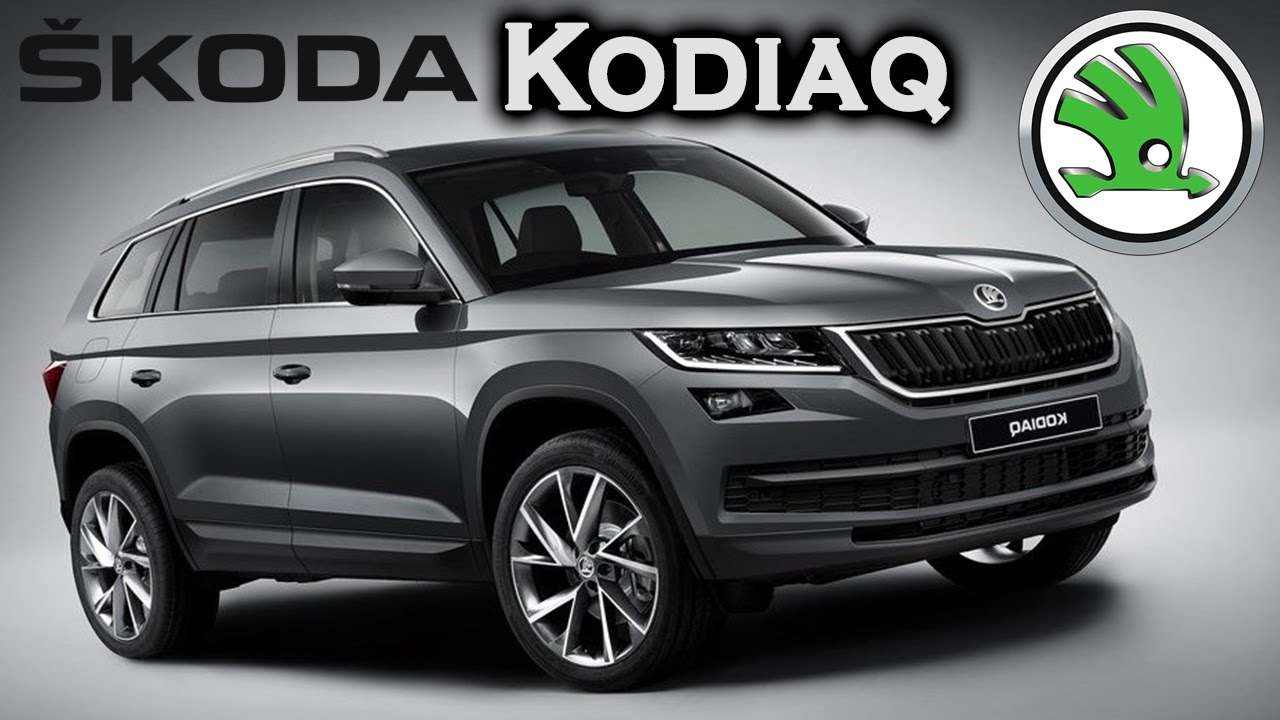 skoda kodiaq 2017 to be launched in india launch price. Black Bedroom Furniture Sets. Home Design Ideas