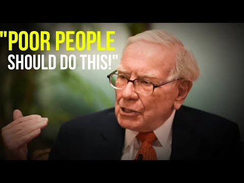 The Most Honest Advice About Succeeding In Life | WARREN BUFFETT