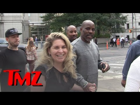 DMX Gained Weight During Rehab, And Apparently Plans to Keep It | TMZ