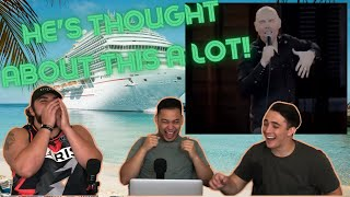 Bill Burr - The Final Solution | Comedy Reaction