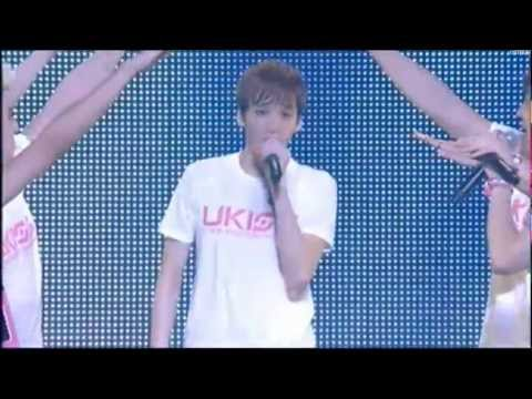 120905 U-KISS LIVE in Budokan: Without You