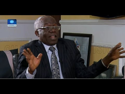Nigeria's Electoral Jurisprudence Is 'One Of The Most Backward In The World' - Falana Pt.1