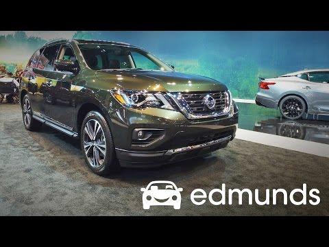 2017 Nissan Pathfinder Review | Features Rundown | Edmunds