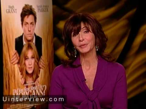 Mary Steenburgen On Sarah Jessica Parker, Hugh Grant, Did You Hear About The Morgans