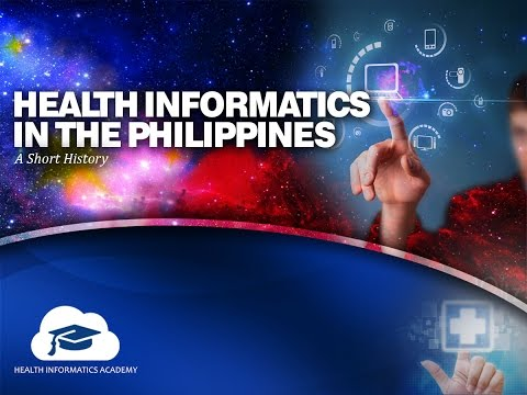 Short History of Health Informatics in the Philippines