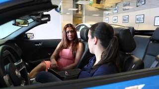 Monaco Ford and Got 5 Minutes Present: Speed Dating - Meet Estelle
