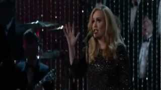 Adele Premios Oscar 2013 skyfall performance ♥