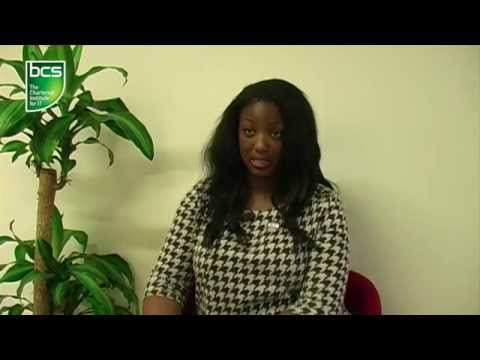 BCS Women: Anne Marie Imafidon