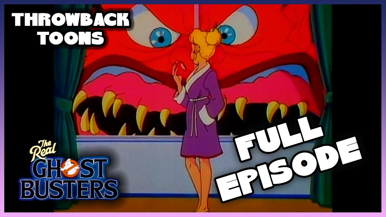 Download The Real Ghostbusters | The Halloween Door S05 EP12 (FULL EPISODE) | Throwback Toons
