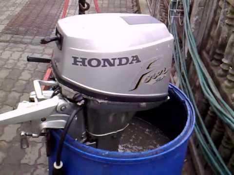 Honda bf 8 hp outboard motor 2001 r four stroke 4 suw for Honda 4 stroke outboard motors