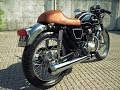 Honda CB 125 Cafe Racer (how synchronize carburetors)
