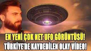 YENİ! TÜRKİYE'DE KAYDEDİLEN UFO! VİDEOYU ÇEKENİN SAMİMİ KONUŞMASI! DÜNYA'DA NELER OLUYOR? 2018