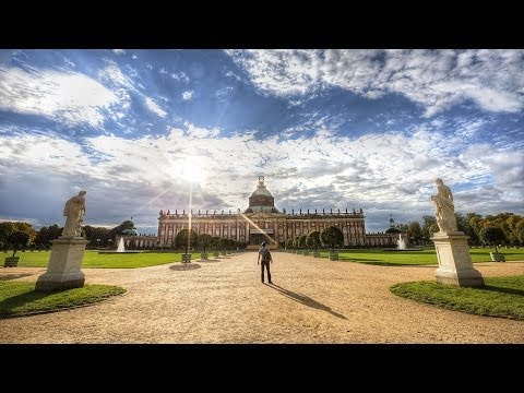 Backpacker Survival Guide: Potsdam