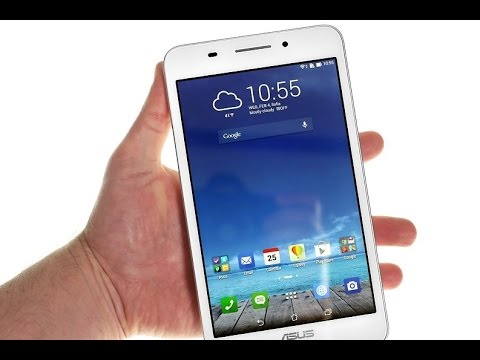 Asus Fonepad 7 FE375CL Video clips