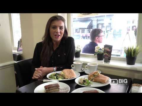 Bloomsbury Cafe a Coffee Shop in London serving Italian Food and  Breakfast