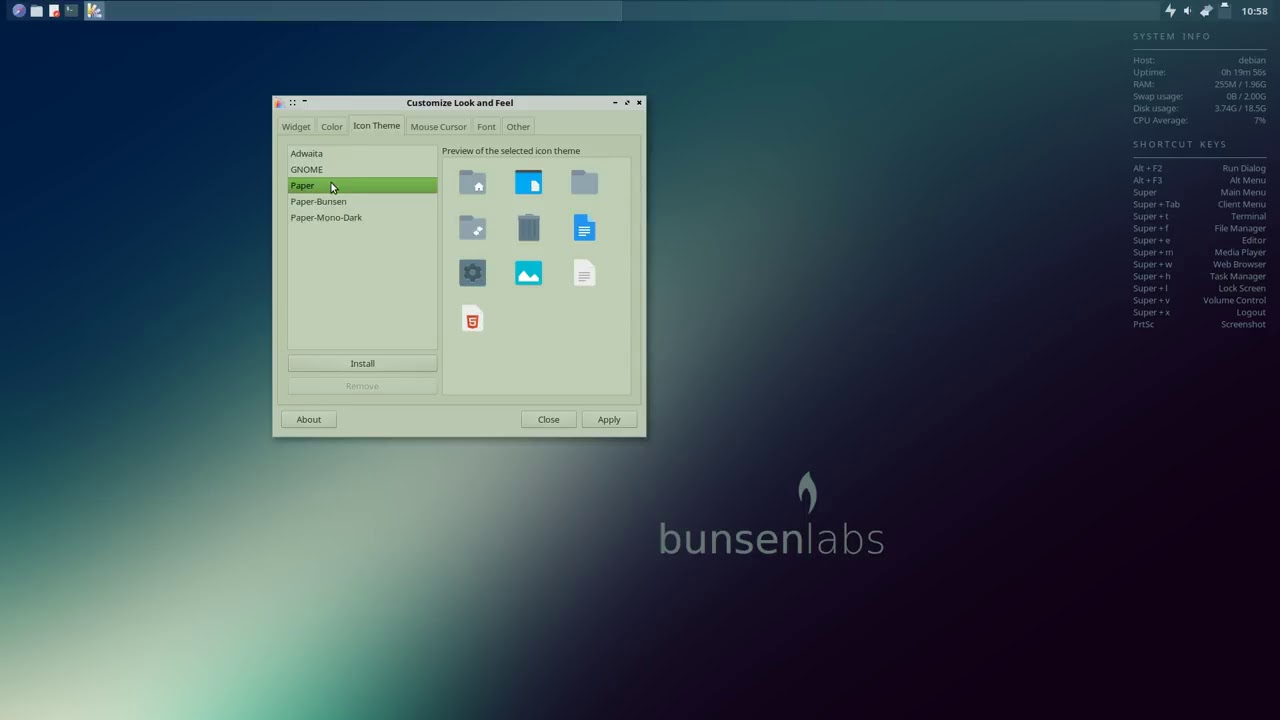 To Do List After installing BunsenLabs Debian Linux OS – Linux DIY