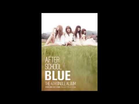 After School 4th Single Blue Full Album