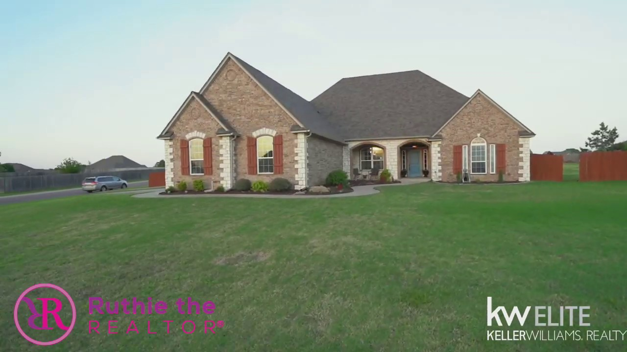 Gorgeous Choctaw Home for Sale