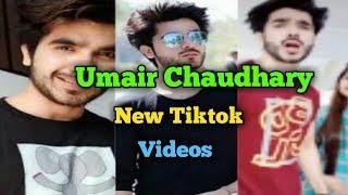 Umair Chaudhry New Tiktok Videos