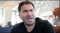 'I DIDN'T LIKE RUIZ COMMENTS' - EDDIE HEARN RAW (MORNING AFTER) REFLECTS ON JOSHUA BEATING RUIZ
