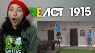 Video React 1915 Water Bottle Flip Edition | Dude Perfect download MP3, 3GP, MP4, WEBM, AVI, FLV November 2018