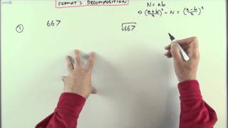 Using Fermat