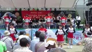 JR錦糸町駅周辺の、第7回「すみだストリートジャズフェスティバル」...