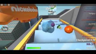How to find the Nickelodeon Blimp/Slimy Headphones in SBB (ROBLOX)