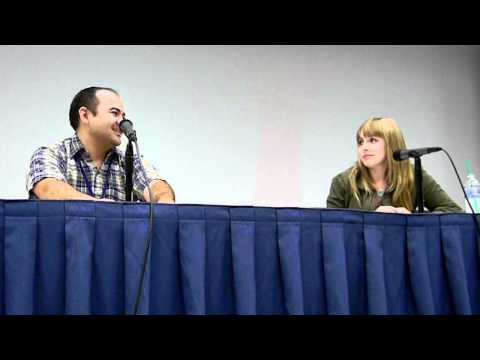 AM2 2012 - Andrea Libman Behind The Voice Actor Studio Panel Pt.2