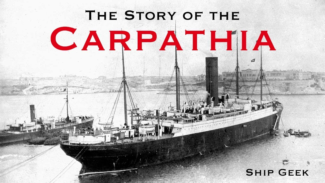 Download The Story of the Carpathia | What Happened to Titanic's Rescue Ship?