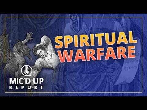 Mic'd Up Report — Spiritual Warfare