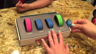 Unboxing Disney Magic Bands for our 2016 Trip!!
