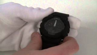 how to set a g shock watch troubleshooting h set