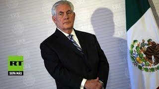"""Secretario de Seguridad Nacional de EE.UU.: """"No habrá deportaciones masivas"""" de mexicanos"""