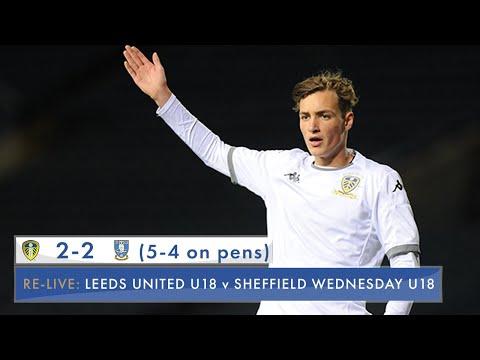 Re-live: Leeds United U18 2-2 (5-4 On Pens) Sheffield Wednesday U18: FA Youth Cup Fourth Round