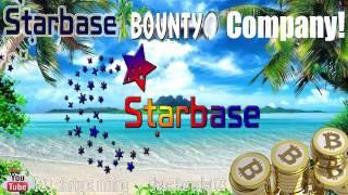 Starbase ICO! Баунти (Bounty) компания! Как получить криптовалюту STAR без вложений!