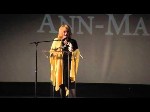 SLO Film Fest King Vidor Award 2016 - Ann-Margret