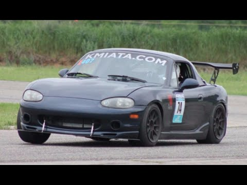 kmiata k24 swapped nb miata track one take youtube. Black Bedroom Furniture Sets. Home Design Ideas