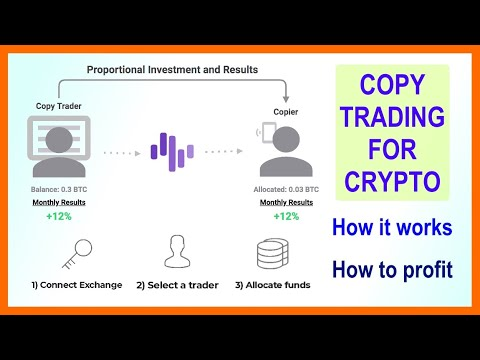 Copy Trading For Crypto - How It Works, How To Profit