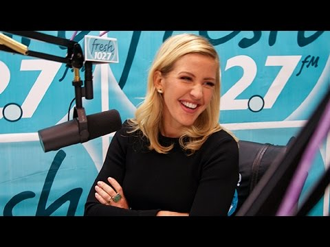 Ellie Goulding Talks 'Delirium' Love Songs, Dougie Poynter & Escaping Destructive Behavior