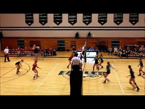 Jamestown High School Girls Volleyball